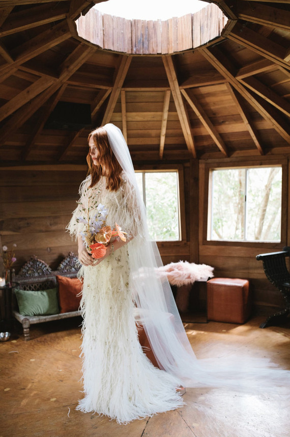 10 amazing Vogue-caliber wedding gowns