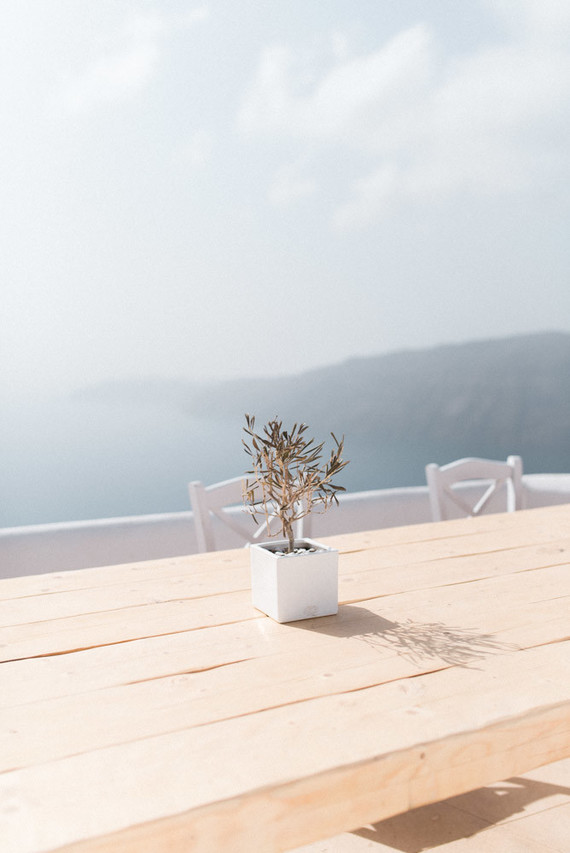 Santorini wedding venue - The Rocabella Hotel