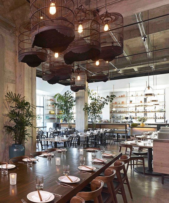 10 Amazing restaurants for a winter wedding in LA | Cassia