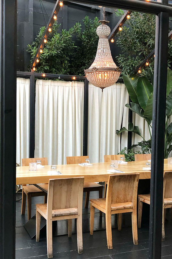 10 Amazing restaurants for a winter wedding in LA | Ysabel