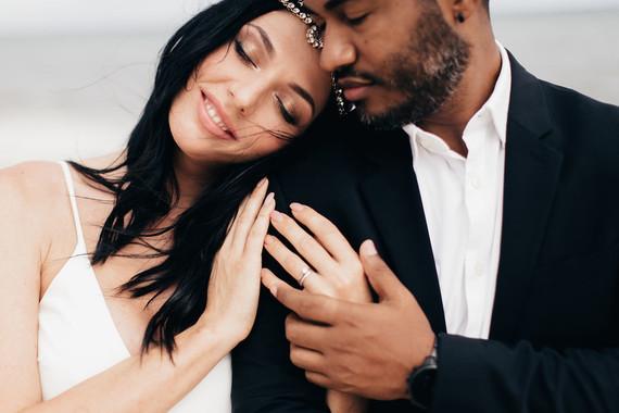 Sexy Dominican Republic destination wedding plans on 100 Layer Cake