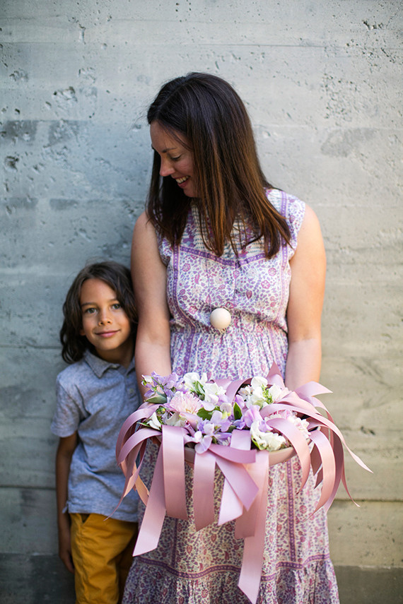 lilac mother's day brunch ideas