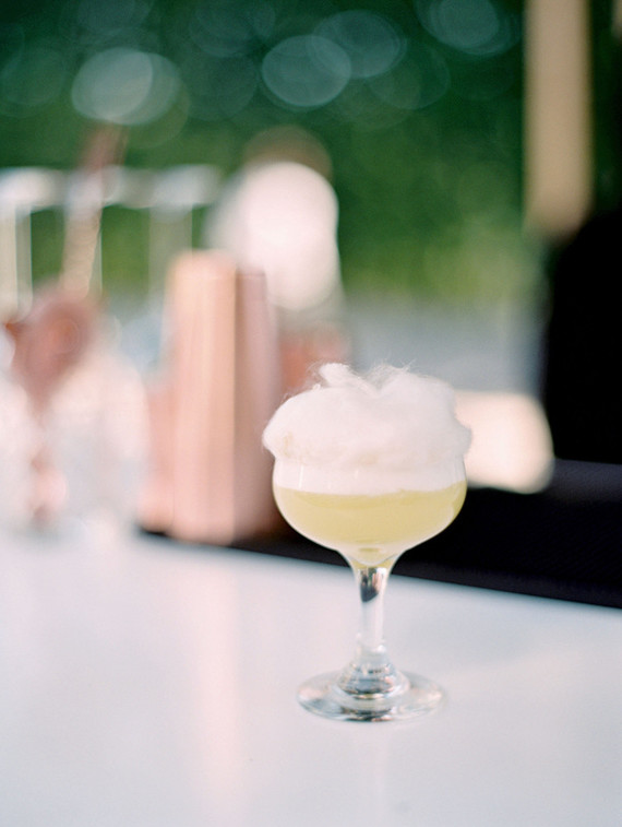 cotton candy cocktail