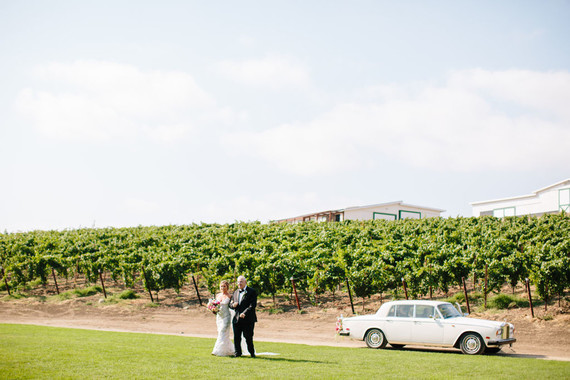 San Luis Obispo vineyard wedding: Greengate Ranch
