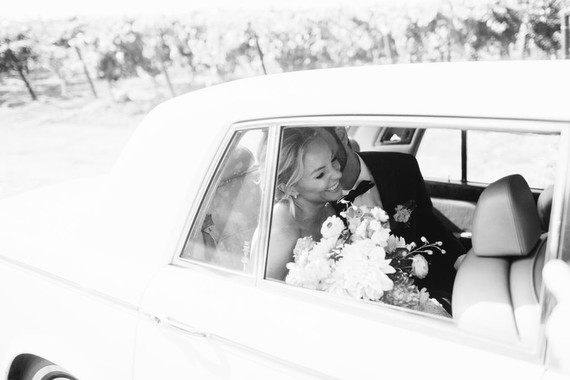 meticulously detailed San Luis Obispo vineyard wedding at Greengate Ranch