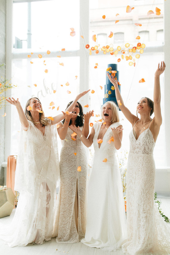 The biggest 2019 wedding trends spotted at Modern Love Event Seattle