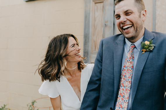 An intimate, authentic wedding in Portland, Maine with a $10,000 budget