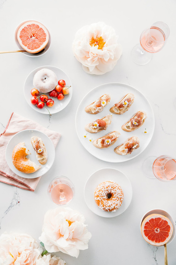 Rosé wine pairing
