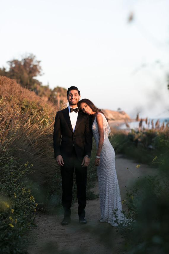 Colorful luxe Indian wedding at Bacara in Santa Barbara