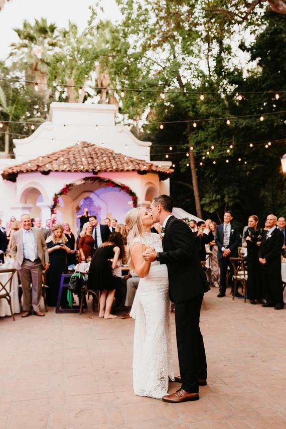 A classic California wedding at Rancho Las Lomas in Orange County
