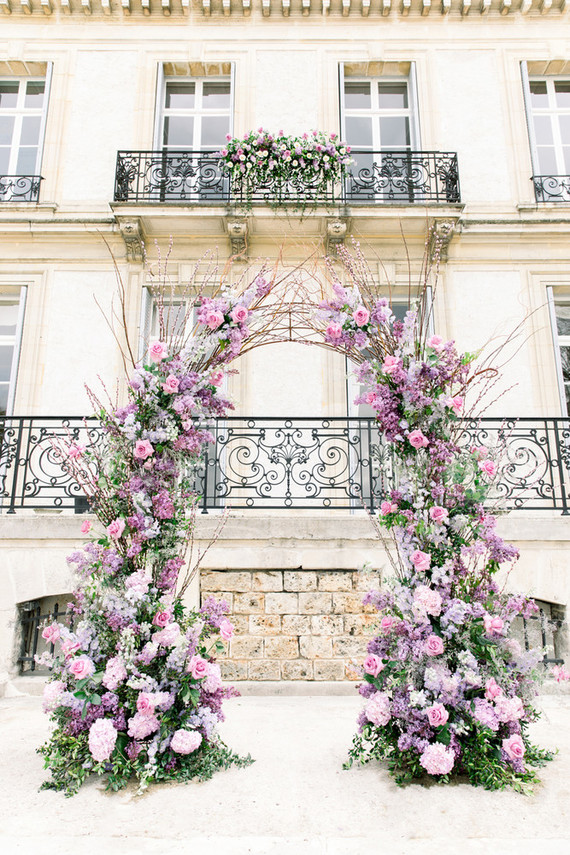 Lavender wedding inspiration