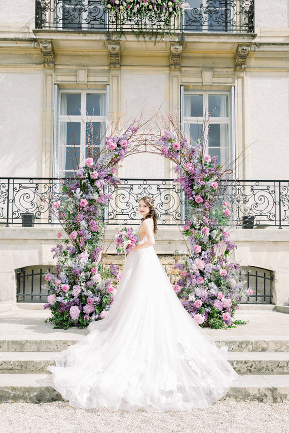 How to plan a Paris destination wedding at a French chateau next spring