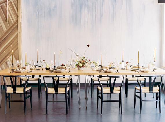 Cerf Club San Francisco wedding reception