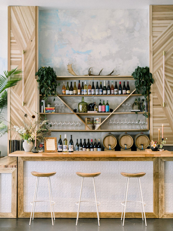 5 ideas for an intimate San Francisco wedding + a modern wine bar reception