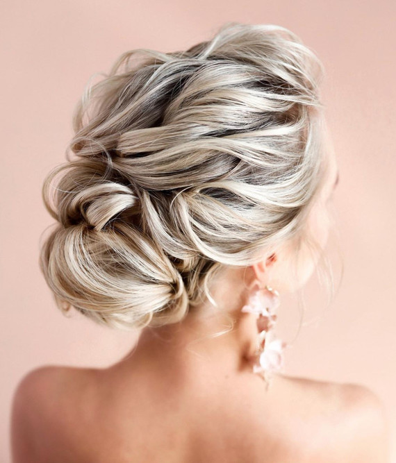 Our Top 15 Bridal Hairstylists To Follow On Instagram 100 Layer Cake