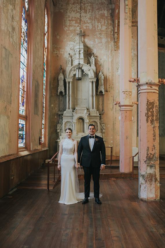 Hotel Peter & Paul wedding in New Orleans