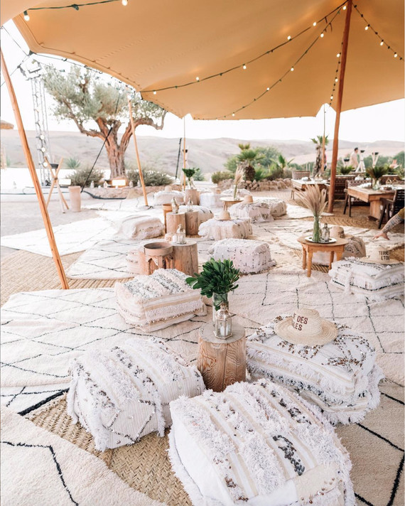Perth wedding tent