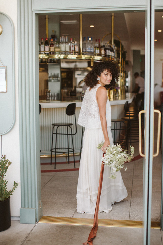 Modern French wedding inspiration