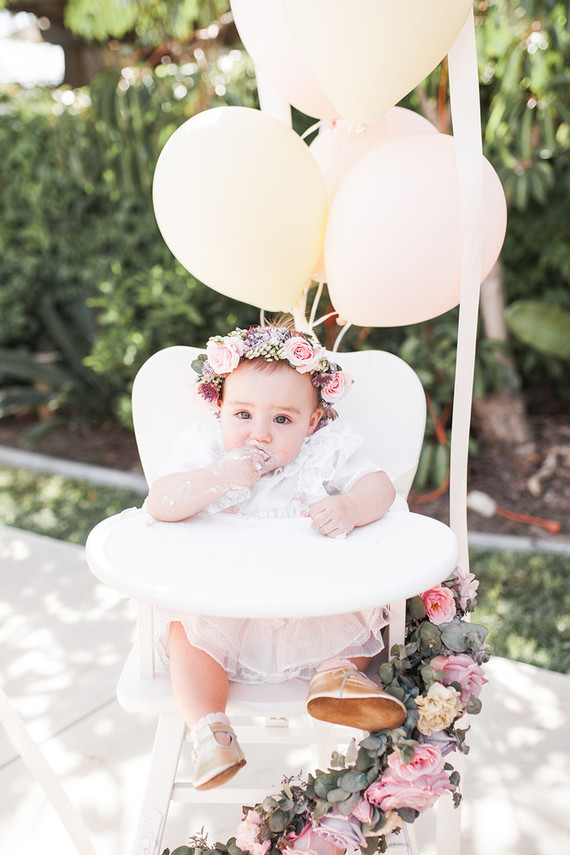 Tremendous Floral French First Birthday Party 1St Birthday Party Ideas Funny Birthday Cards Online Inifofree Goldxyz