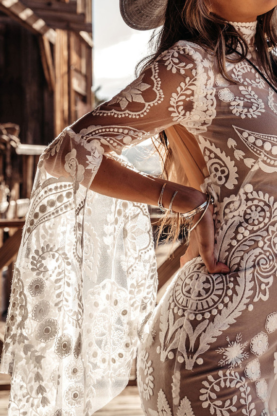 Rue de Seine wedding dresses
