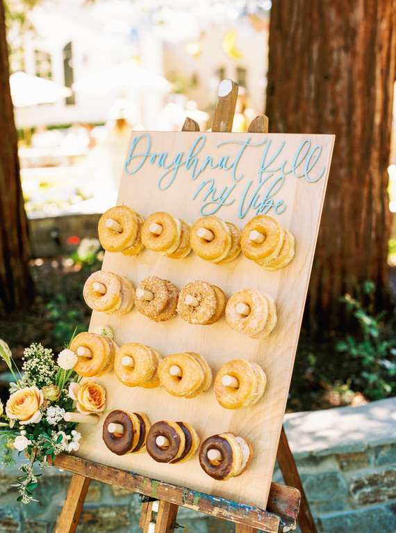 Donut wall idea