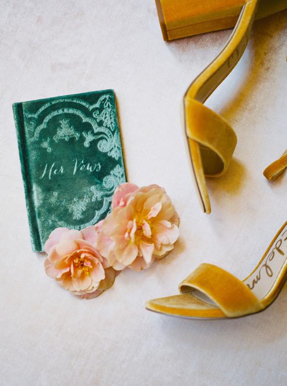 Velvet vow book