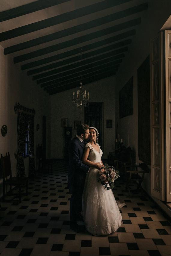 Elegant Spanish wedding