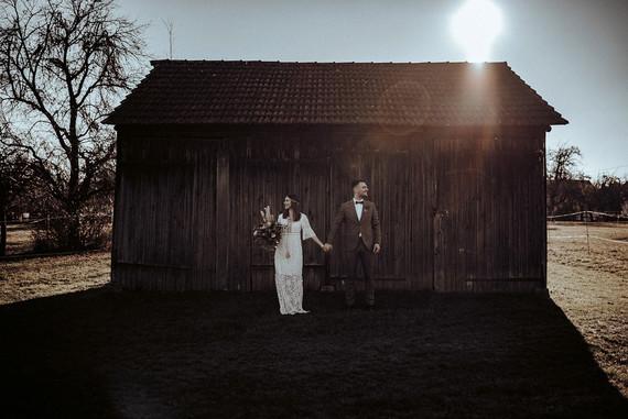 Boho fall wedding ideas