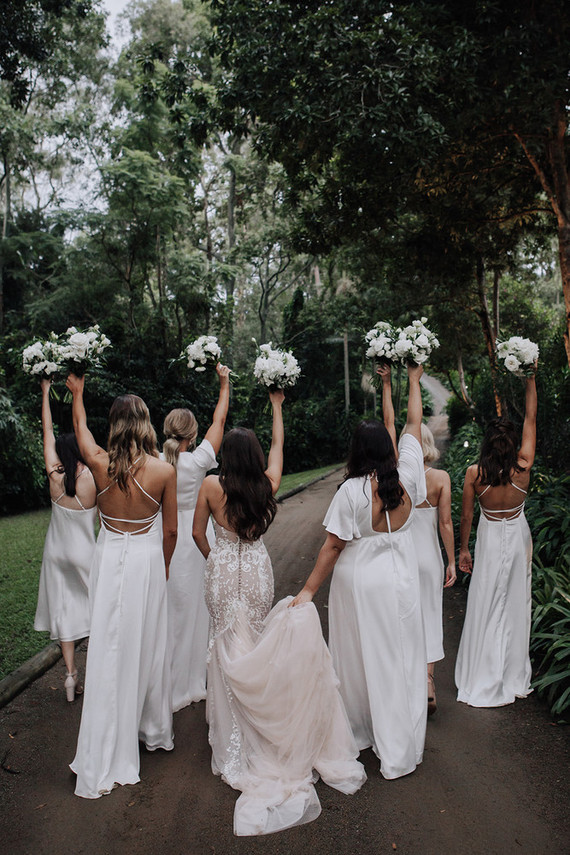 Show Me Your Mumu bridesmaids