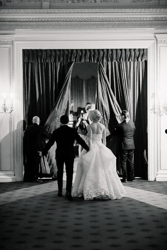 Metropolitan Club wedding