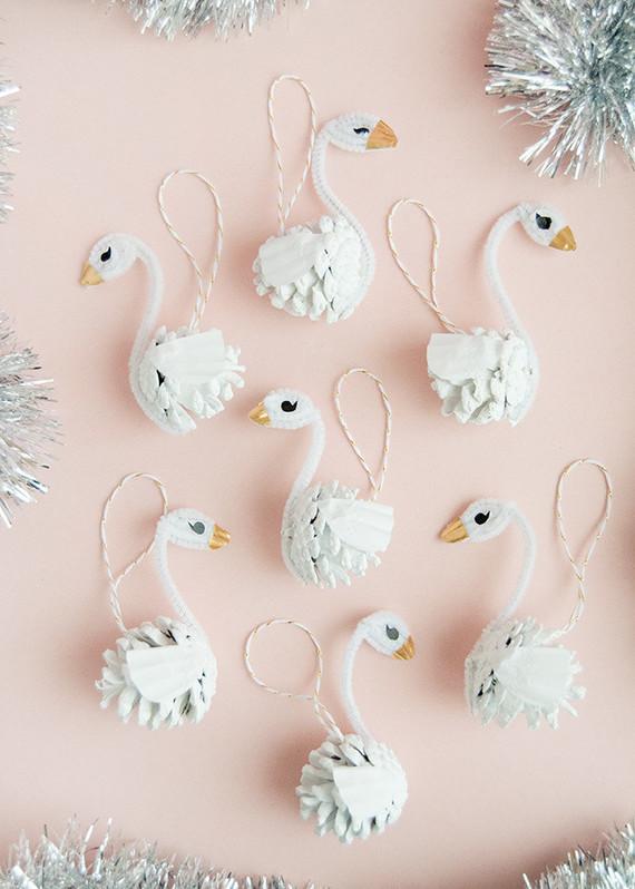 15 insanely creative DIY Christmas ornaments