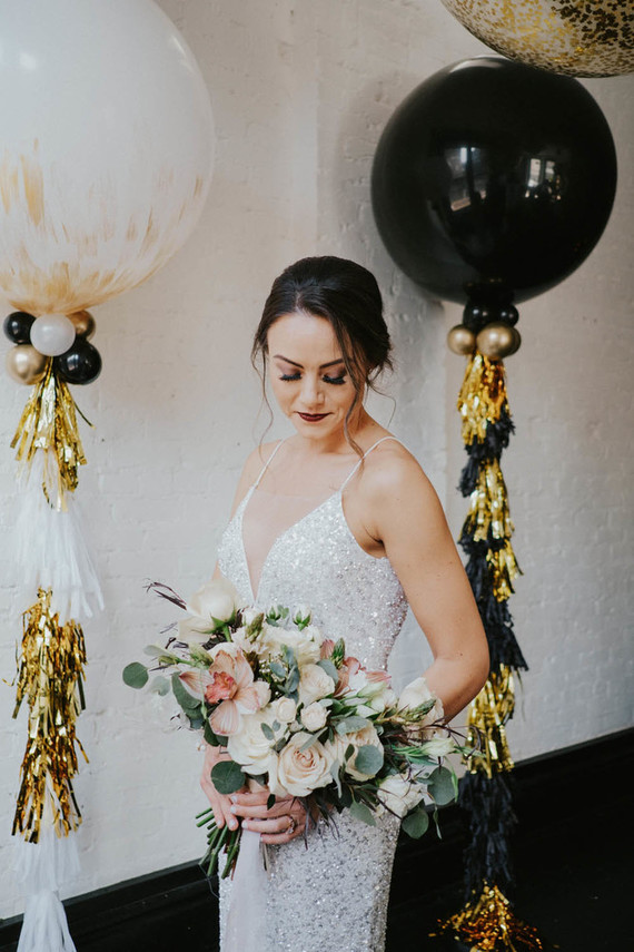NYE bridal ideas