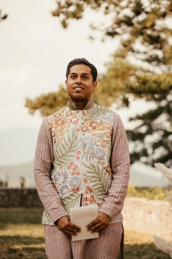 unique Indian wedding fashion