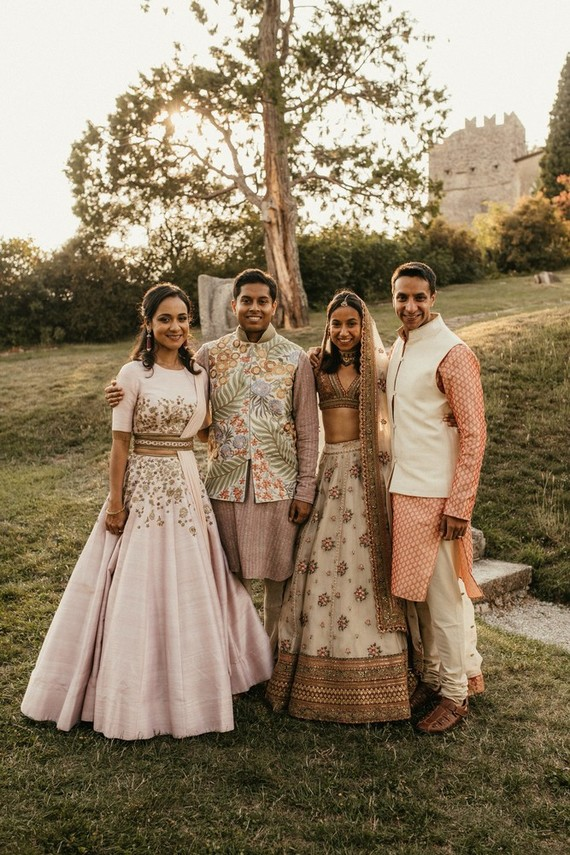 unique Indian wedding fashion