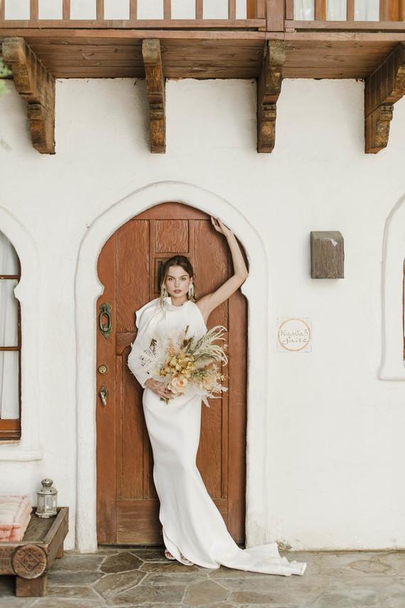 Modern Moroccan inspired wedding at Korakia Pensione