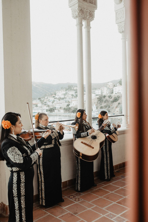 All female mariachi band