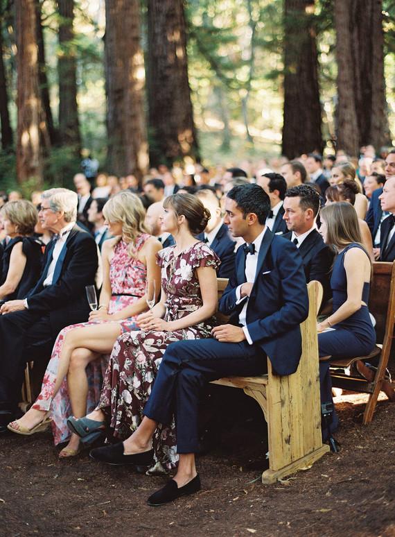 Colorful and elegant Santa Lucia Preserve wedding