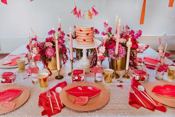 Kids Valentine's Day party ideas