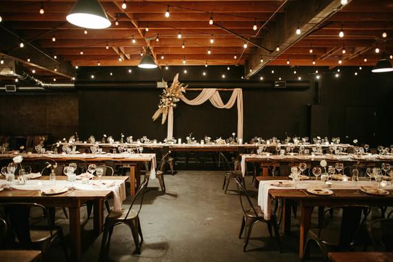 wedding at Smoky Hollows Los Angeles