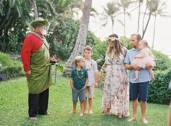 hawaiian beach birthday