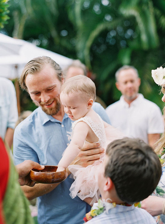 baby blessing on maui