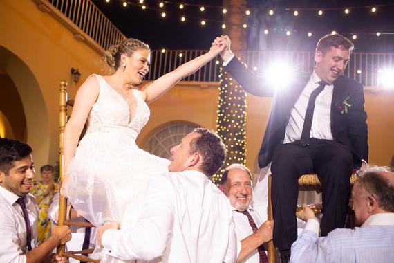 villa wedding in Croatia