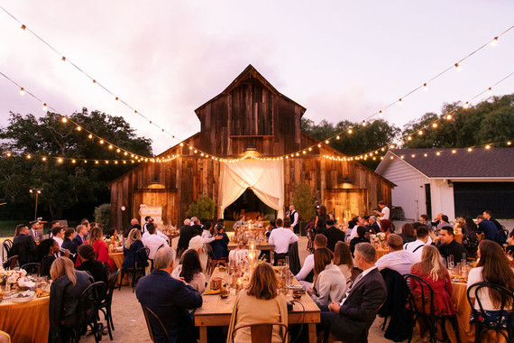 modern Greengate Ranch wedding
