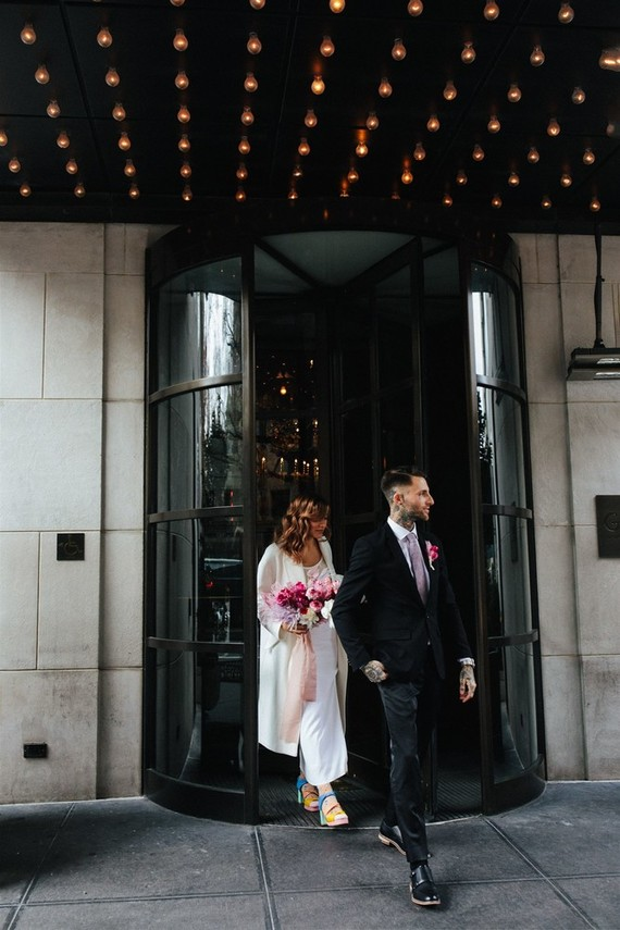 A photographer's top 10 tips for an NYC City Hall elopement