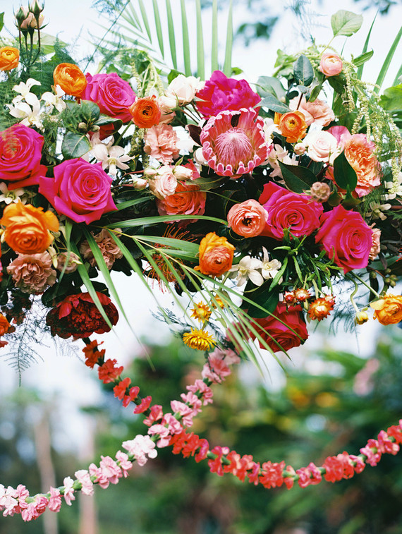 hawaiian wedding flowers