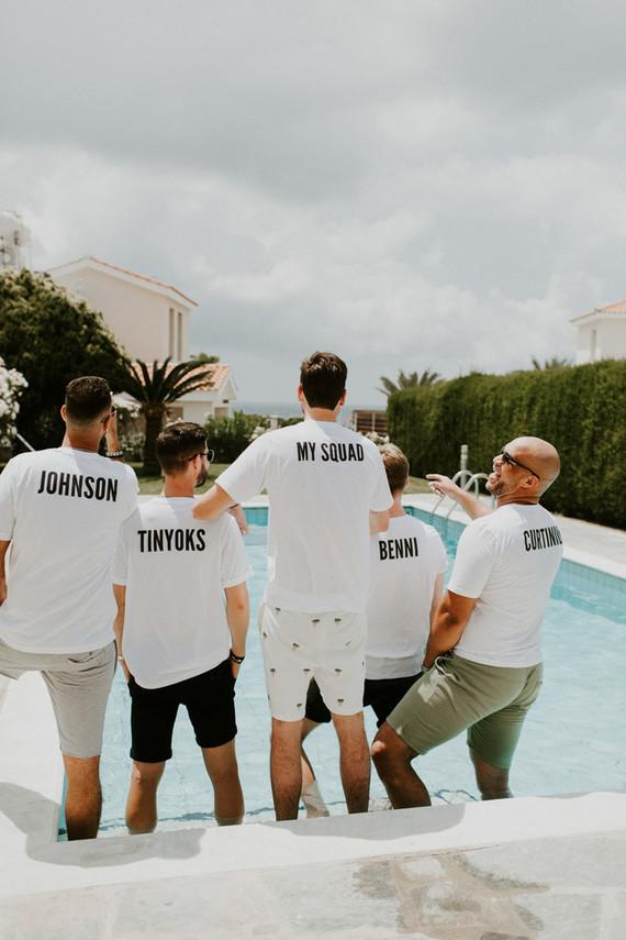 groom and groomsmen shirts