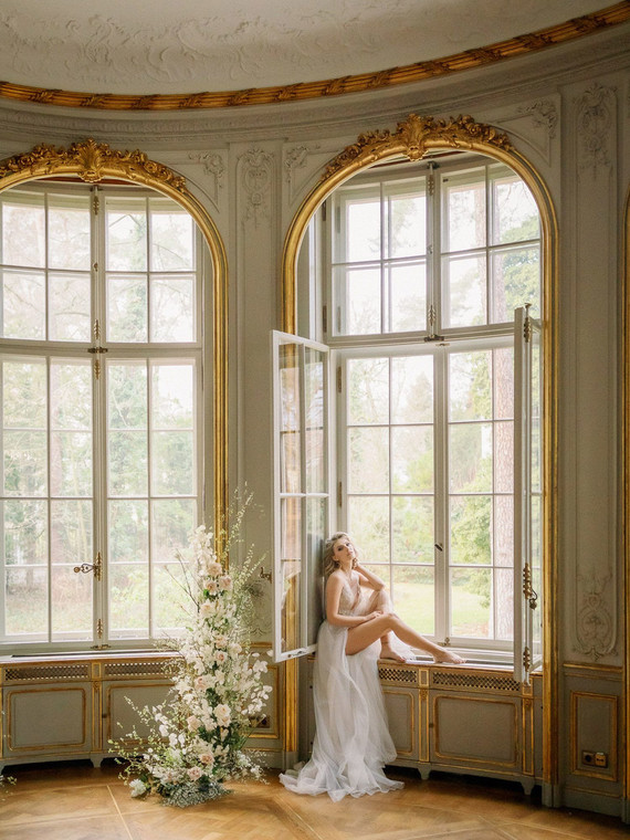 romantic european bridal inspiration