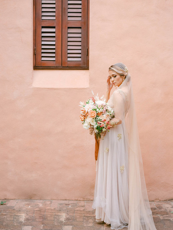 Costa Rican bride