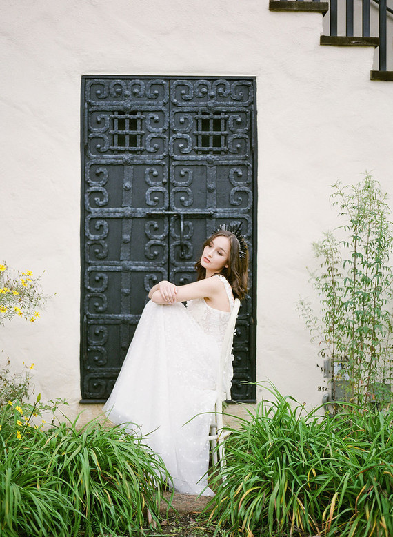 Selena Huan Bridal wedding dress