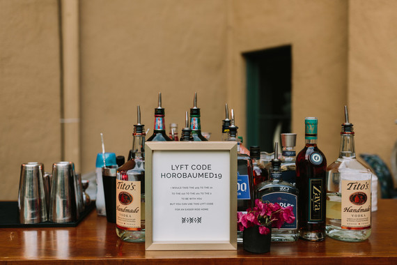 LYFT code for wedding guests
